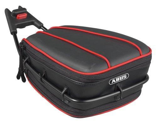Abus Rack - Pack Tasche Top Zone ST 5655 KF Speedcase L, schwarz/rot, 37 x 17 x 18 cm