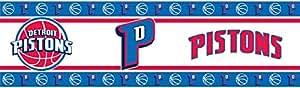 NBA Detroit Pistons autocollantes Frise murale