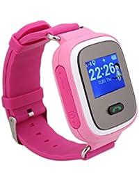 Abeillo Rastreador GPS de los niños SmartWatch Reloj inteligente para Niños Anti-Perdida Sos tarjeta SIM de reloj Control de Padres Por…