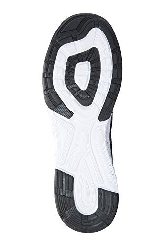Mountain Warehouse Pronto II Herren-Sneaker Schwarz