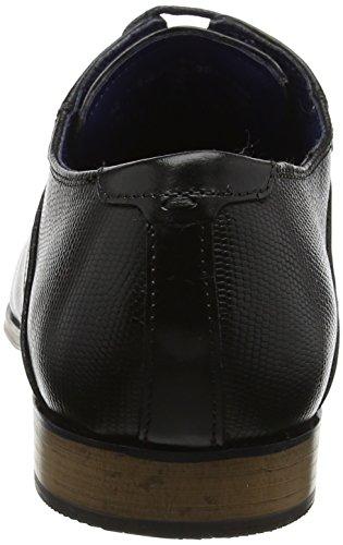 Bugatti 312420031000, Derbys Homme Noir (Schwarz)