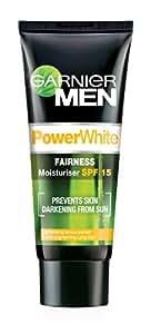 Garnier Men Power White Fairness Moisturiser SPF 15, 45g