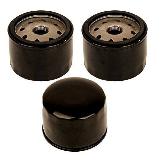 OuyFilters Oil Filter for Briggs & Stratton 492932 492056 492932S 695396 696854 795890 John Deere GY20577 AM125424 Kawasaki 49065-7007