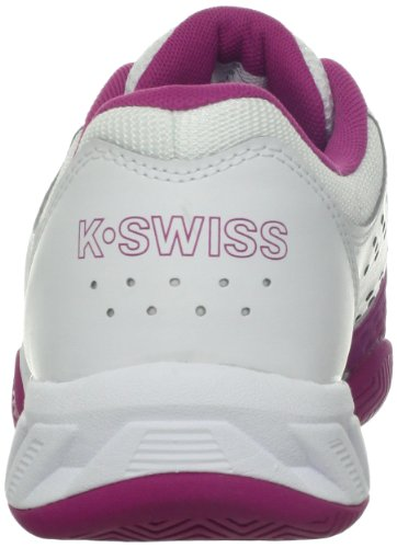 K-SWISS BIGSHOT LIGHT 2.5 SNY LME/VIVID BLU Bianco