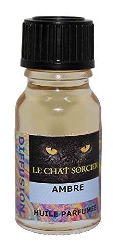 Huile Parfumée - Ambre (10ml)