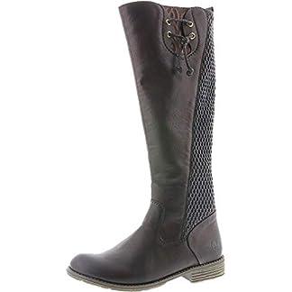 Rieker Women's Herbst/Winter High Boots, 3.5 UK 1