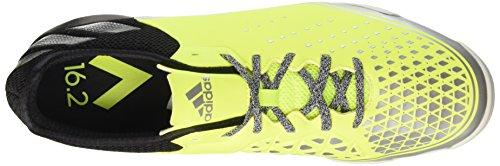 adidas Ace 16.2 Court, Chaussures de Foot Homme Jaune - Amarillo (Amasol / Plamet / Negbas)