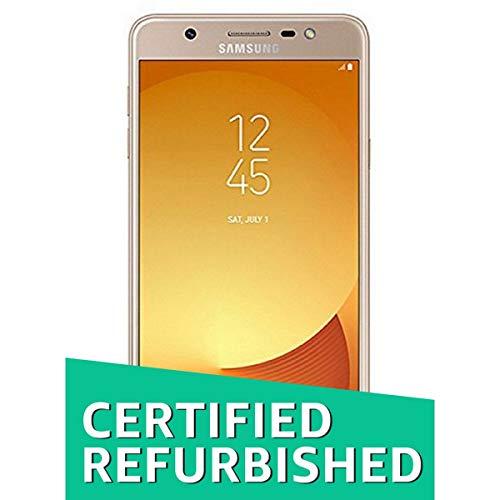 (Certified REFURBISHED) Samsung Galaxy J7 Max (Gold, 32GB)