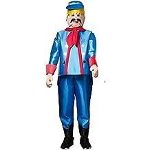 Disfraz de muñeco federal - Único, XL