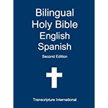 Bilingual Holy Bible English Spanish (English Edition)