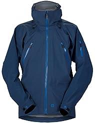 Sweet Protection Supernaut Jacket Midnight Blue Panama 17/18, azul marino