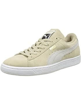 Puma Damen Suede Classic Sneaker, Rot