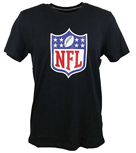 New Era Herren Oberteile/T-Shirt NFL Generic Logo Lightweight Schwarz XL