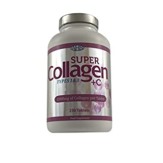 AHS Super Collagen Plus C Tablets - Pack of 250 Tablets