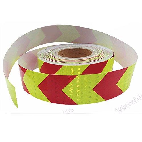 muchkeyr-high-intensity-grade-lime-reflective-tape-reflectibe-tape-warning-sign-arrow-orientation-ta