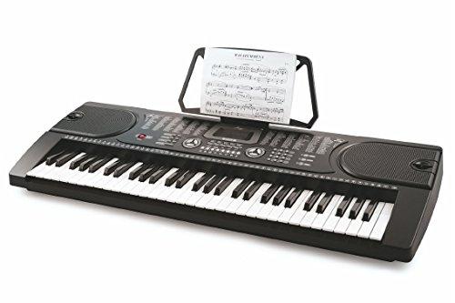 tronische Tastatur, Plastic, Weiß (Kunststoff-klavier-tastatur)