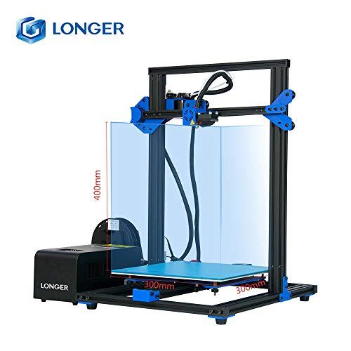 LK1 DIY 3D Drucker LONGER FDM Kit 300 * 300 * 400mm Große Druckgröße mit 2,8-Zoll-Vollfarb-Touchscreen - 7