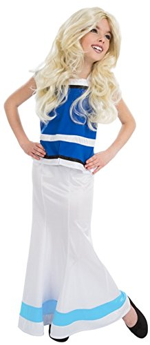 Chaks–cs805302/116–Kostüm–Kostüm Lizenz Falbala 2teilig, 116cm