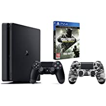 Pack PS4 + Call of Duty : Infinite Warfare - Edition Legacy + 2ème manette