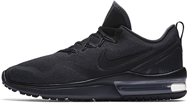 Nike Air Max Fury, Zapatillas de Trail Running para Hombre, Negro (Black/Black/Anthracite 002), 40.5 EU