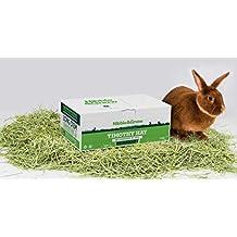 Nibble&Gnaw, Heno Timothy para Conejos, Conejillos de Indias, Chinchillas, degús y hámsters