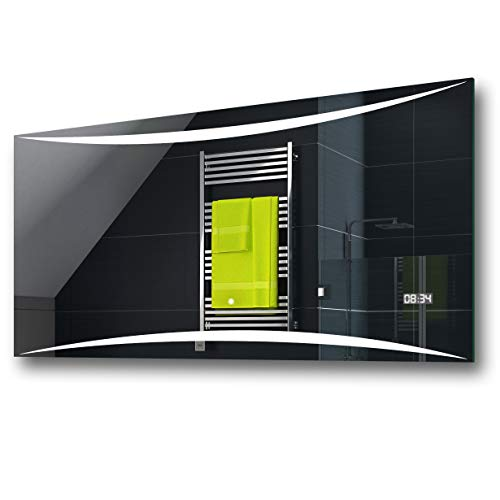 FORAM Espejo baño iluminación LED Artforma | Espejo