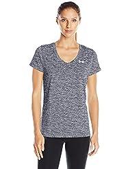 Under Armour T-shirt Tech SSV Twist à manches courtes pour femme