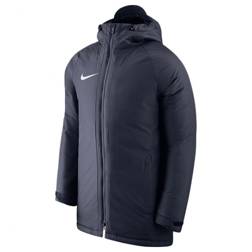 Nike Academy 18 Winter Jkt Chaqueta, Hombre, Azul Obsidian/White, L