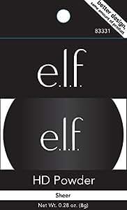 elf Studio High Definition Loose Face Powder