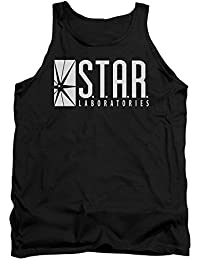 Flash - Männer STAR Tank Top