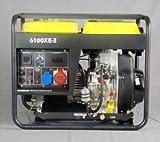 KOMPAK Diesel 6.9 kVA DK6100LE-3 400 V Stromaggregat Stromerzeuger