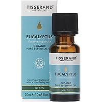 Tisserand Aromatherapy Organic Eucalyptus Essential Oil, 1er Pack (1 x 20 g) preisvergleich bei billige-tabletten.eu