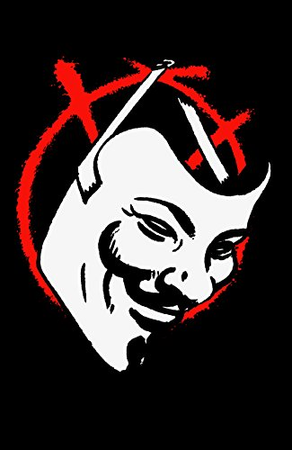 V de Vendetta Deluxe por Alan Moore