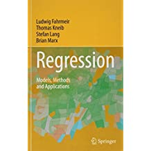 Regression: Models, Methods and Applications by Ludwig Fahrmeir (2013-05-23)
