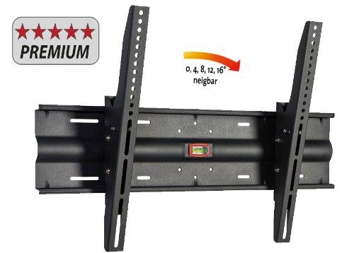 VCM Premium Universal TV LED LCD Wandhalterung Wandhalter Halter neigbar kippbar WN120 Fernseh-Aufhängung VESA