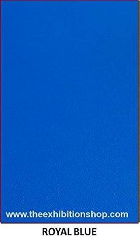 Ausstellung Tischdecke 178x 274cm (177,8x 274,3cm) königsblau (Königsblau Tischdecke)