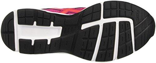 Asics Gel-Galaxy 9 Gs, Scarpe da Ginnastica Unisex – Bambini Rosa (Sport Pink/Flash Coral/Black)