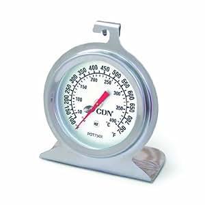 Termometro forno cdn alte temperature casa e - Termometri da cucina ...