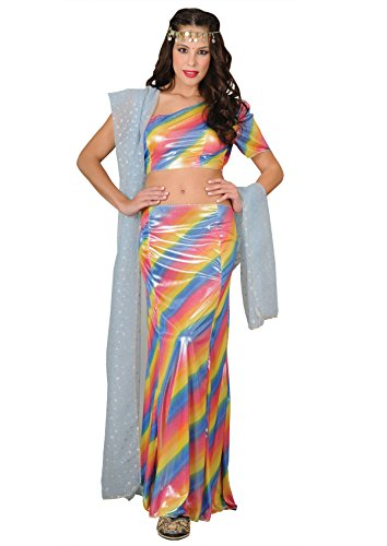 Damen Kostüm Bollywood Beauty Inderin zu (Tänzerin Sexy Kostüme Bollywood)