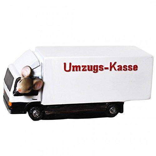 LKW Spardose Umzugs Kasse Sparschwein Sparbüchse