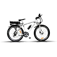 Bicicleta eléctrica Egarbike Egara 36V 10ah MTB 24 SP 324wh Frenos Hidráulicos