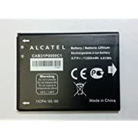 Alcatel CAB31P0000C1 - Batteria originale può sostituire il modello TLi014A1, compatibile con: Alcatel OT-5020/OT5020D/OT-983/OT-4010/OT-4010D/One Touch T POP/OT-4033x/OT-4033E/OT-4033A/POP C3 /One Touch 908, Alcatel One Touch 908F, Alcatel One Touch 909, Alcatel One Touch 910, Alcatel One Touch 915, Alcatel One Touch 918, Alcatel One Touch 918D, Alcatel One Touch 985, Alcatel One Touch 990, Alcatel One Touch 990 Carbon, Alcatel One Touch 990 Chrome, Alcatel One Touch 990A, Alcatel OT-908, Alcatel OT-908F, Alcatel OT-908M, Alcatel OT-909, Alcatel OT-910, Alcatel OT-915 e affini