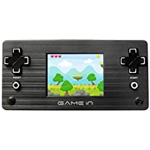 Mitashi Game In Smarty Chotu Handheld Gaming Console (Black)