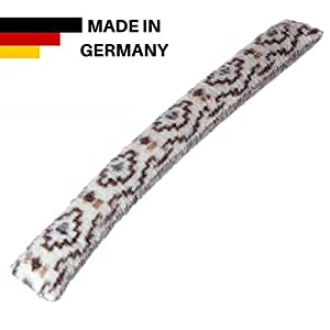 powerhelden zugluftstopper f r t ren fenster handgefertigt in deutschland kotex100. Black Bedroom Furniture Sets. Home Design Ideas