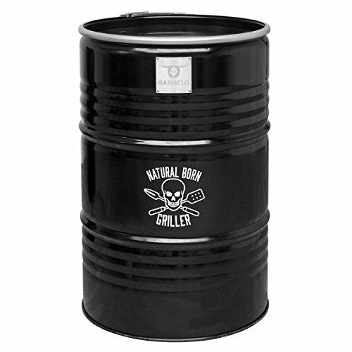 Preisvergleich Produktbild BarrelQ BQ800502 Big Natural Born Griller