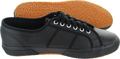 Superga Unisex-Erwachsene 2750 Ukfglu Sneakers Full Black