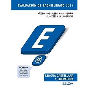 Lengua Castellana y Literatura (Evaluación de Bachillerato 2017)