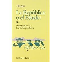 Republica O El Estado, La (Biblioteca Edaf)