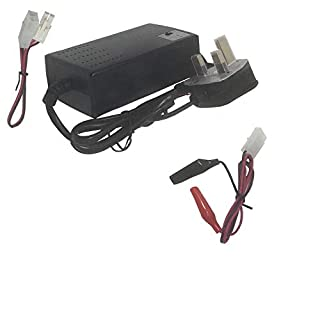 ARSUK Airsoft Universal Smart Charger For 6-12v Ni-MH/ NiCD Battery Packs