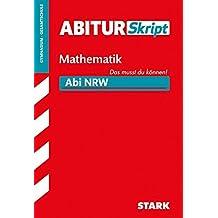Abiturskript - Mathematik Nordrhein-Westfalen